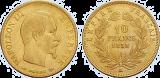 10 Francs 1858_détouré