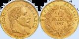 10 Francs 1867_détouré