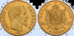 100 Napoleon III Tete Nue 1855 ar_détouré