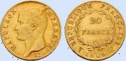 20 Francs 1806, Lille_détouré^