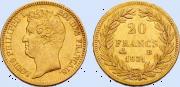 20 Francs 1831, Rouen_détouré