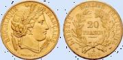 20 Francs 1849 A_détouré