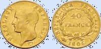 40 Francs 1806 I_détouré
