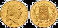 40 Francs 1820, Paris_détouré