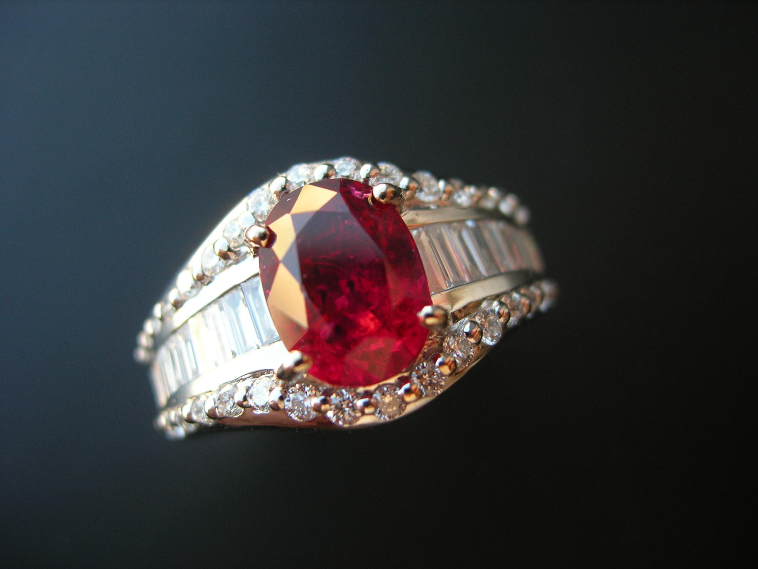 achat bijoux paris rubis