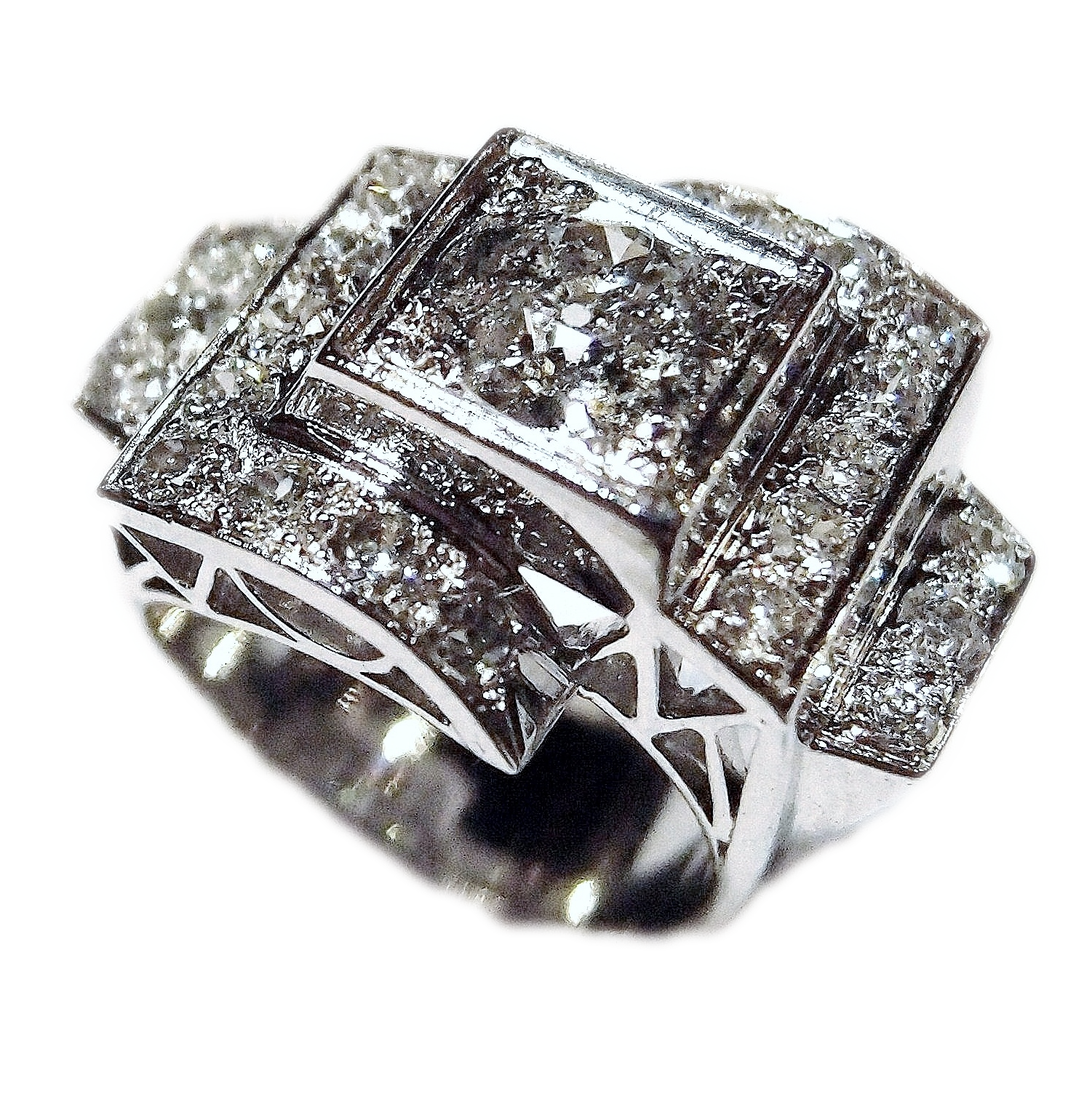 bague diamant 6000 euros